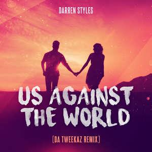Darren Styles - Us Against The World (Da Tweekaz Remix)