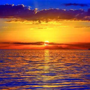 Erekhron - Sunset