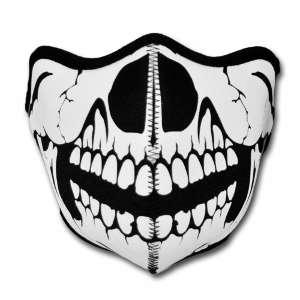Hardstyle Skull Mask #110