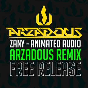 Zany - Animated Audio (Arzadous Remix)